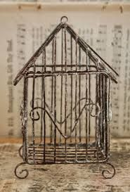 Image result for wire bird cage tutorial