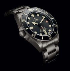 "Tudor Introduces the Pelagos LHD, a Left-Handed ""Destro"" Diver"