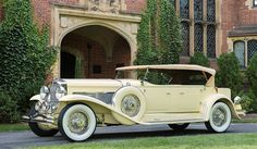 One-of-seven Derham-bodied Duesenberg Tourster wins Best in Show at Stan Hywet Conc | Hemmings Daily