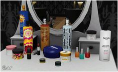 Around the Sims 3 | Custom Content Downloads| Objects | Beauty Salon