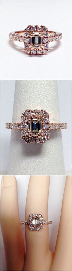 Engagement & Wedding Rings http://link.ssg.bg/2hOJdgY #Бижута Пръстен Pinterest