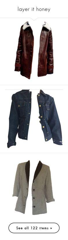 """layer it honey"" by winsletnoviacruz ❤ liked on Polyvore featuring jackets, coats, edit, men's fashion, men's clothing, men's outerwear, men's jackets, mens jackets, jacket's and outerwear"
