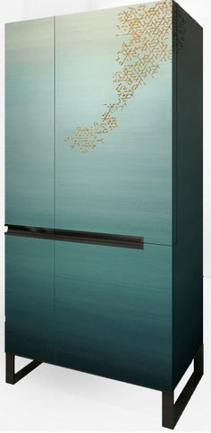 Modern armoire