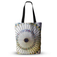 """Sylvia Cook """"Parasol"""" Everything Tote Bag from KESS InHouse"""