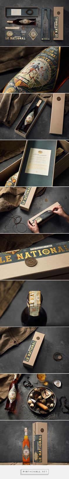 Grönstedts Le National on Behance... - a grouped images picture - Pin Them All