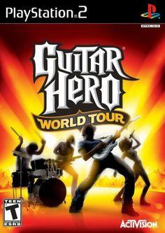 Guitar Hero World Tour - PlayStation 2