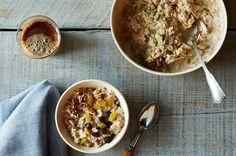 Make Muesli Without a Recipe