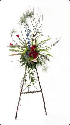 funeral woodlandsympathy jp parker flowers accompanying story on blog