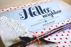 printable neighbor treat tags