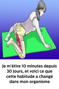 I'm stretching 10 minutes for 30 days and here's what this habit has changed in my body - Mary Martinez Yoga Fitness, Yoga Detox, Relaxing Yoga, Yoga Positions, Reading Intervention, Pilates Video, Yoga Routine, How To Speak Spanish, Fett