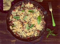 Quem não gosta de Gnocchi? Bom Apetite...  Who doesn't love gnocchi? Enjoy...  #Herdmar #Diana #Gnocchi #avestirasuamesadesde1911 #dressingyourtablesince1911