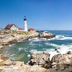 Portland, Maine #itravel2000 #DiscoverAmerica