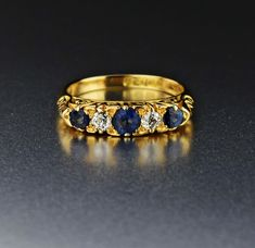 7477 Best Sapphire Rings images in 2019
