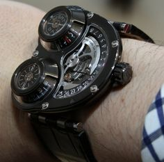 MB&F HM3 ReBel watch