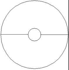 Circle Skirt Calculator  Sewing Cheat Calculator Circle Skirt diy Tutorial Pattern