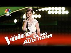 "▶ The Voice 2015 Blind Audition - Kelsie May: ""You're Looking at Country"" - YouTube"