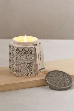 Find décor and accessories to fit your dorm room style. Urban Outfitters has wall art, tapestries, string lights, and more to complete your apartment decor. Candle Holder Decor, Lantern Candle Holders, Soy Candles, Candle Jars, Best Smelling Candles, Candle Packaging, Kitchen Organization Pantry, Magic Hour, Ceramic Art