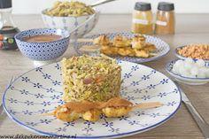 De keuken van Martine: Goud van oud: Pindasaus... de saus die alles nóg lekkerder maakt!