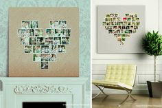 LOVE the collage templates from Design Aglow Cute Crafts, Crafts To Make, Easy Crafts, Arts And Crafts, Faire Un Collage Photo, Foto Fun, Photos Originales, Instagram Prints, Collage Template