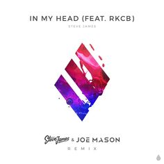 """In My Head (Joe Mason Remix) [feat. RKCB]"" by Steve James RKCB added to Discover Weekly playlist on Spotify"