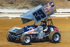 My favorite sprint car driver as a child. Doug Wolfgang. I first saw him drive at Booneville Iowa in 1975 or 76!