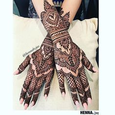 Henna by Jas. Henna by Jas. Offering FREE consultations for all brides getting married in Contact via e-m. Henna Hand Designs, Eid Mehndi Designs, Wedding Henna Designs, Mehndi Design Images, Beautiful Henna Designs, Mehndi Designs For Hands, Pakistani Henna Designs, Latest Mehndi Designs, Simple Mehndi Designs