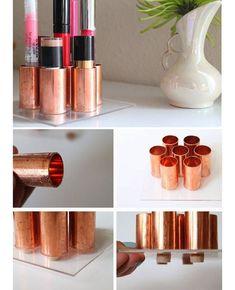 best makeup organizer storage ideas #makeuporganizerbox #makeuporganizerstorage
