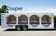 The Casper Nap Tour Experience!