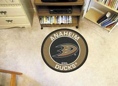 NHL - Anaheim Ducks Roundel Mat
