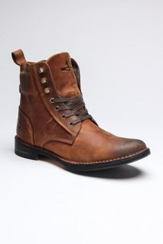 Arista Military Boot | Boots Brown leather boots and The internet