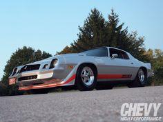 1981 Camaro | Photo Gallery: 2012 Chevrolet Camaro Z28 to begin production January 1 ...
