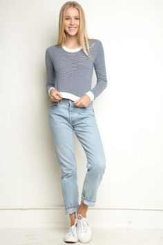 Brandy ♥ Melville | Abi Knit - Knits - Tops - Clothing