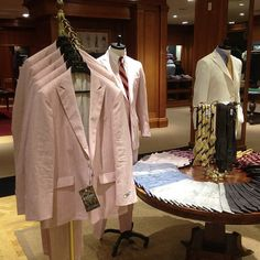 Great gatsby collection brooks brothers.