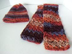 Handmade Mountain Majesty Multi Scarf with by SnugableTouches, $18.00