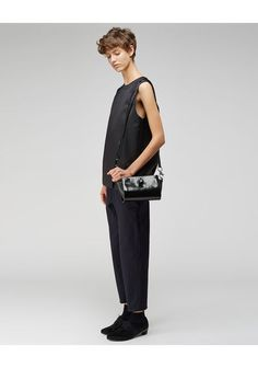 Alexander Wang Pelican Sling Bag, $625. For night.