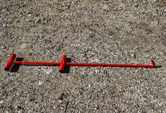 The Handee Hook semi tandem axle pin puller tool is the perfect truck tool for truckers.