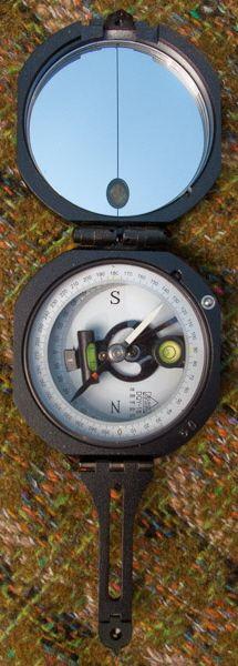 Navigation - BruntonTransit Compass - http://www.ravenlore.co.uk/html/transit_compass.html