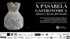 X Pasarela Gastronómica #CDMX