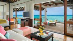 Experience the Maldives... at Four Seasons Landaa Giraavaru