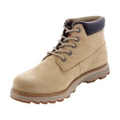 Caterpillar - Men's Low Founder Boots - Latte