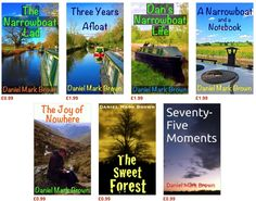 I am pleased to be able to share my current selection of #narrowboat books for the #Kindle along with their current prices! Take a peek at them on amazon here: UK: http://amzn.to/1BhfRQJ US: http://amzn.to/1YkCE5j