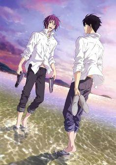 Rin e Haruka