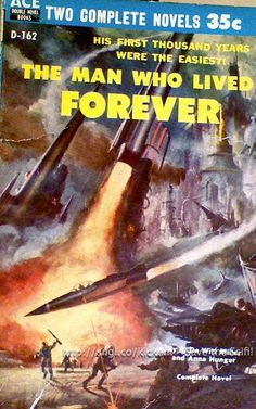 The Man Who Lived Forever - one of the great books to be saved at http://sngl.co/kickem