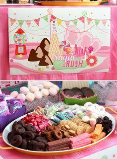 sugar rush cookie plate