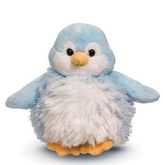 "Squibbles Puff Penguin Plush (6"" Tall)"