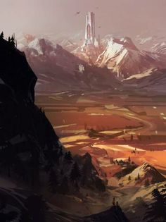 Lord of the Rings - Mordor by Sparth | Nicolas Bouvier