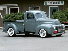 1946 Ford Pickup - Featured Vehicles - Custom Classic Trucks - Hot Rod Network