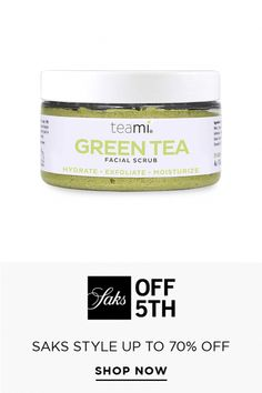 Green Tea Facial Deep Exfoliating Scrub #CharcoalFaceScrub Causes Of Cellulite, Cellulite Exercises, Cellulite Cream, Reduce Cellulite, Anti Cellulite, Cellulite Workout, Cellulite Remedies, Green Tea Facial, Skin Bumps