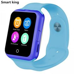 Hot D3 Bluetooth Smart Watch for kids boy girl Apple Android Phone support SIM /TF Children Heart rate wristwatch