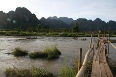 Mekong river...